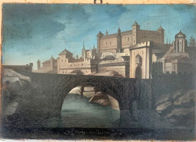 Espectacular Obra de arte de 1847