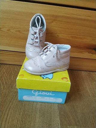 Zapatos bebé piel Giovi