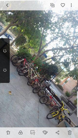 areglor bicis,motos,motosierras,cortacesped...