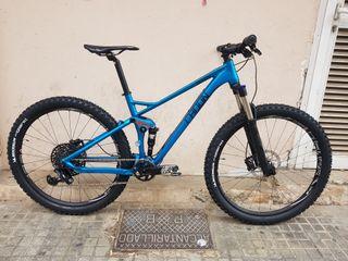 bici de montaña trail