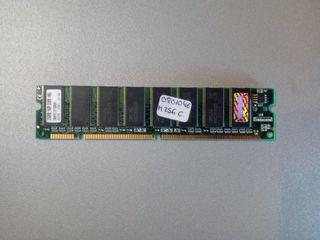 PC 133 SDRAM 256 mb Transcend