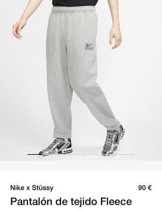 Pantalon nike x stussy talla s