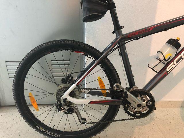 Bicicleta mtb scott scale 50 talla M año 2008