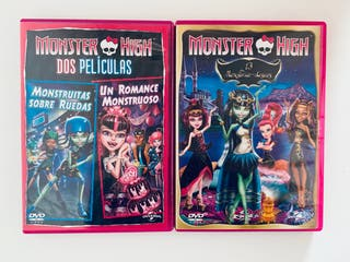 Películas Monster High