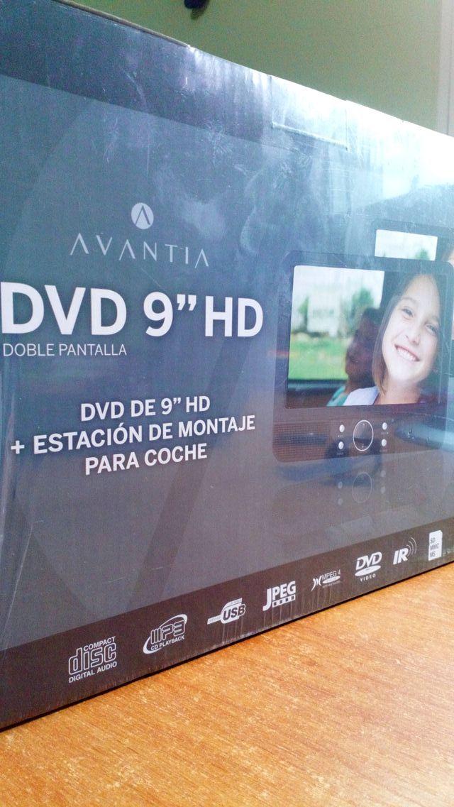 DVD para coche, Avantia 909 HD.