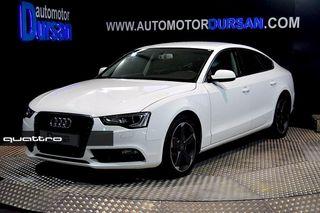 Audi A5 Quattro S-tronic 7 Vel. Xenon Cuero Astos. Dep.
