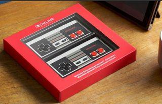 Nintendo Switch Mandos NES