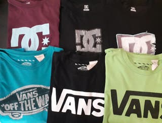 Lote* Camisetas