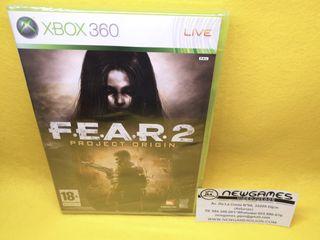 F.E.A.R. 2 Project Origin (NUEVO) - xbox360