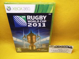 Rugby World Cup 2011 (NUEVO) - xbox360
