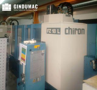 Centro de Mecanizado Vertical CHIRON FZ 18 L 2000