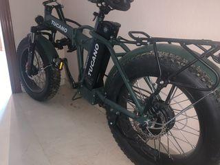 Bicicleta eléctrica Tucano Monster 20 nueva