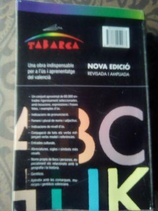 Diccionario Tabarca