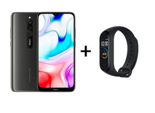 XIAOMI REDMI 8 32GB NEGRO REGALO XIAOMI MI BAND 4