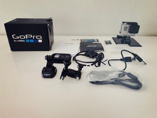 Cámara GoPro Hero3 + Black Edition