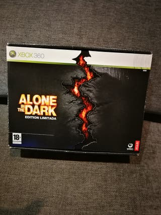 juego Xbox Alone in the dark