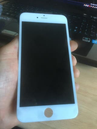 Pantalla Iphone 6 plus blanco