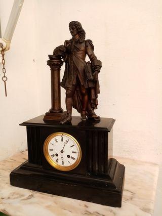 Antiguo Reloj Sobremesa