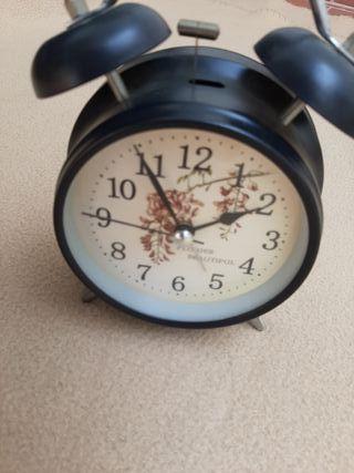 despertador sin alarma