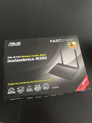 Router asus pepephone