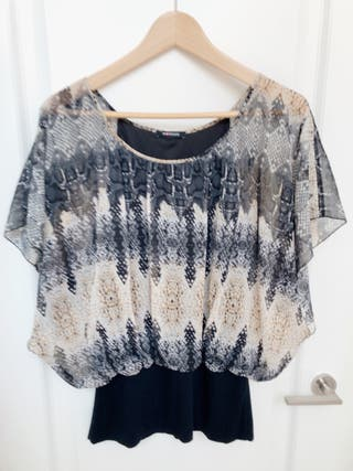Camisa Mujer Morgan