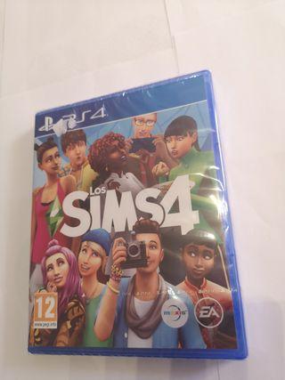 SIMS 4 PS4 *NUEVO a estrenar*