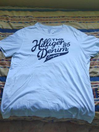 camiseta Tommy Hilfiger XXL