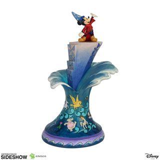 Enesco Disney Estatua Sorcerer Mickey Masterpiece
