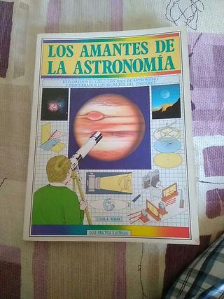 libro los amantes de la astronomía