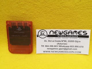 Memory card 1mb ps1 sony