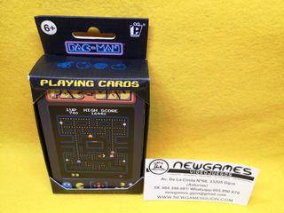 Juego de cartas Pac-man