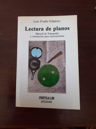 LECTURA DE PLANOS. Manual de Topografía