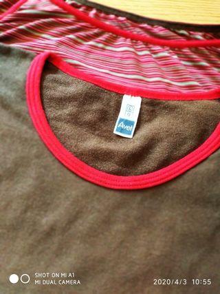 Camisetas Avet.