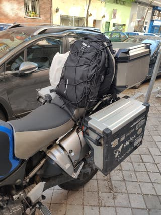 maletas laterales Yamaha super Tenere 1200