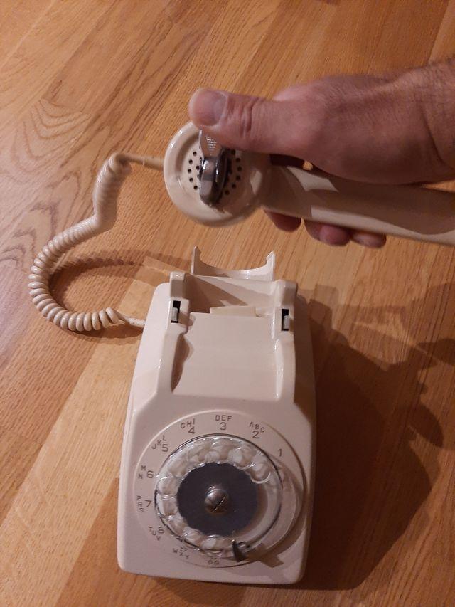 TELÉFONO VINTAGE ANTIGUO