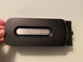 MICROSOFT XBOX 360 120GB HDD
