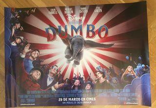 Poster cine dumbo