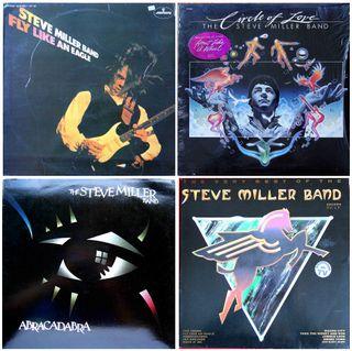 discos vinilo The Steve Miller Band