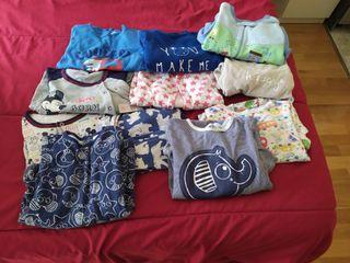 Pijamas de bebe