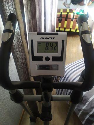 bicicleta estática runfit