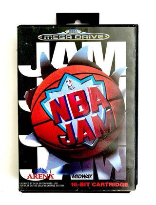 NBA JAM - mega drive