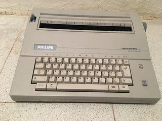 Máquina de escribir portatil PHILIPS VW 2110