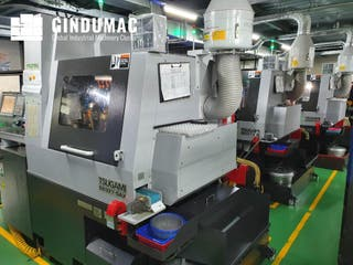 Torno TSUGAMI SS327-5AX