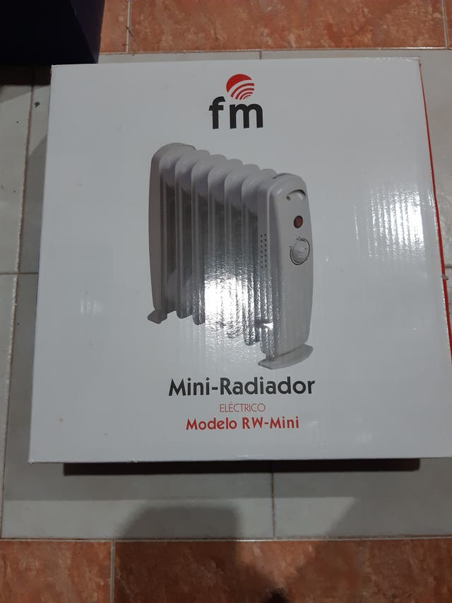 Radiador Mini