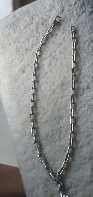 Gucci silve necklace