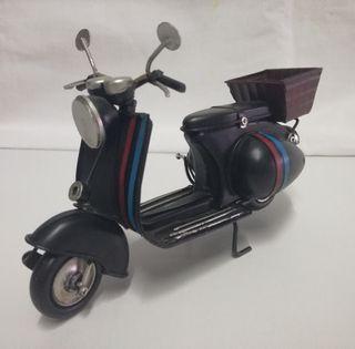 Moto Vespa de Colección.
