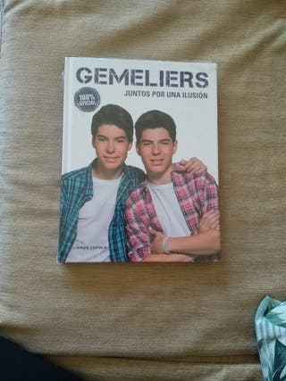 Libro Gemeliers