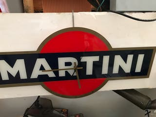 Reloj martini