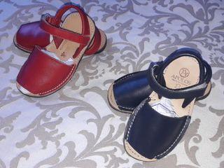 zapatos bebé número 26