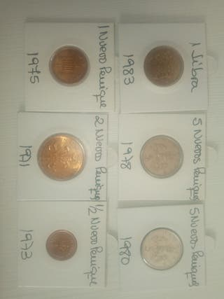 monedas de Inglaterra